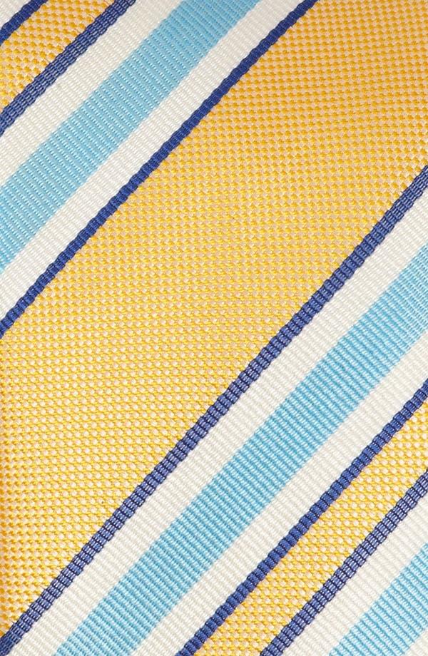 Alternate Image 2  - Thomas Pink 'Ramsay Stripe' Woven Silk Tie