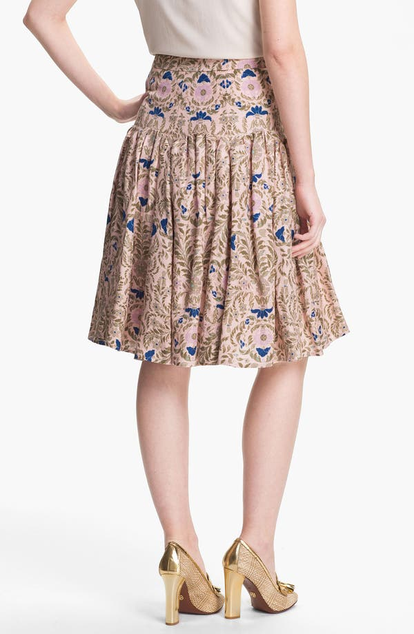 Alternate Image 2  - Tory Burch 'Kyra' Flare Skirt