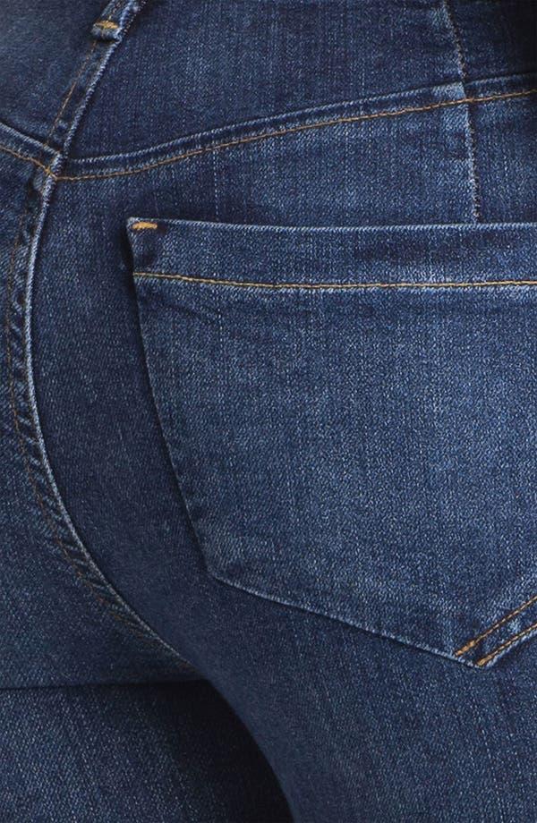 Alternate Image 3  - Goldsign 'Virtual' Crop Skinny Stretch Jeans (Zagir)