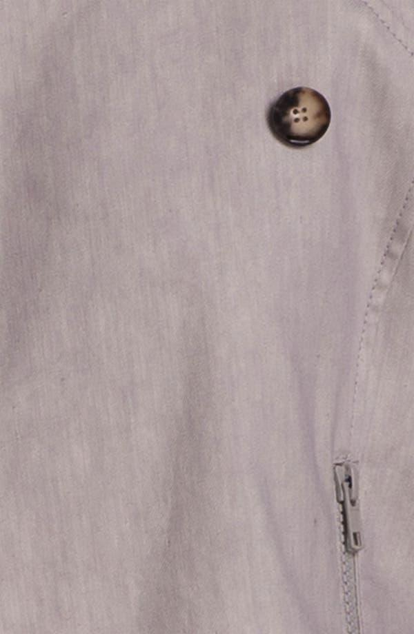 Alternate Image 5  - Helmut Lang 'Glossy' Linen Twill Blazer