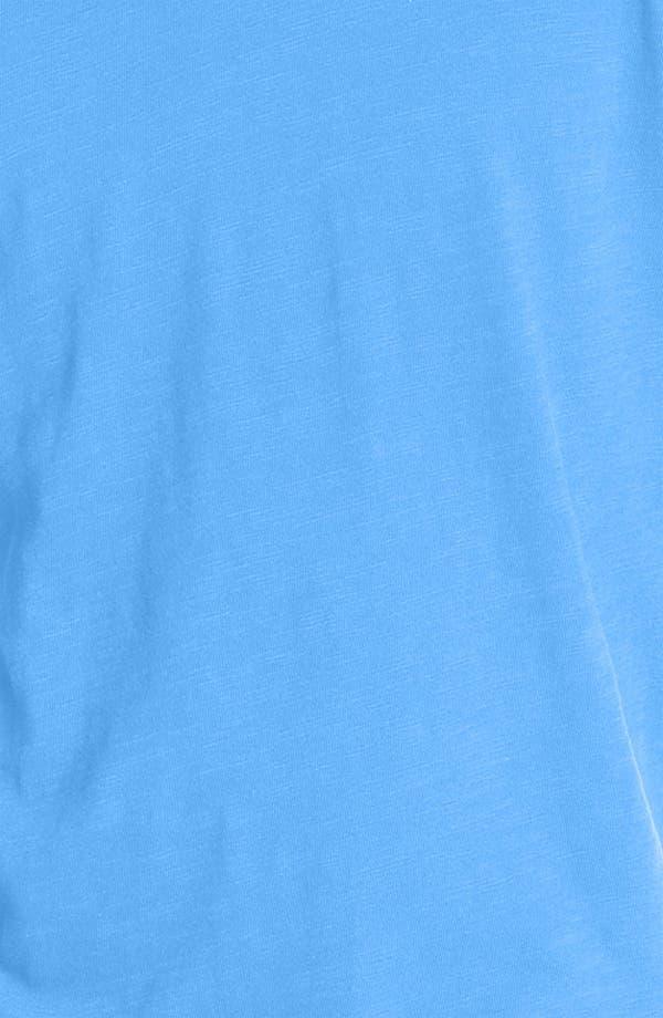 Alternate Image 3  - rag & bone Standard Issue Slubbed Cotton T-Shirt