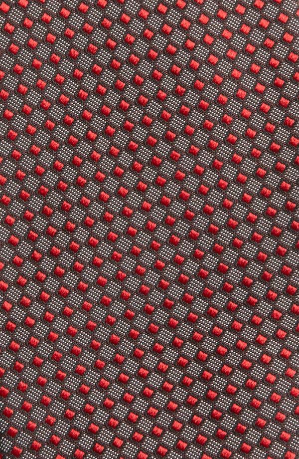 Alternate Image 3  - Z Zegna Woven Silk Tie