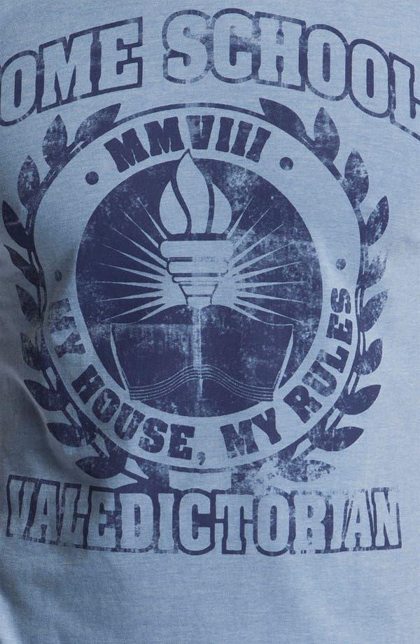 Alternate Image 3  - SLU 'Home School Dropout' T-Shirt