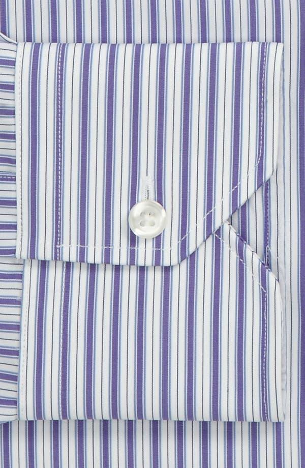 Alternate Image 2  - John W. Nordstrom Traditional Fit Dress Shirt