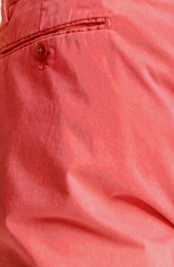 Alternate Image 3  - Mason's New York Fit Cotton Chinos