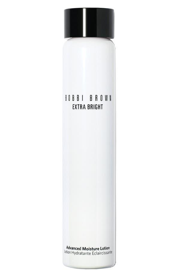 Alternate Image 1 Selected - Bobbi Brown 'Extra Bright' Advanced Moisture Lotion