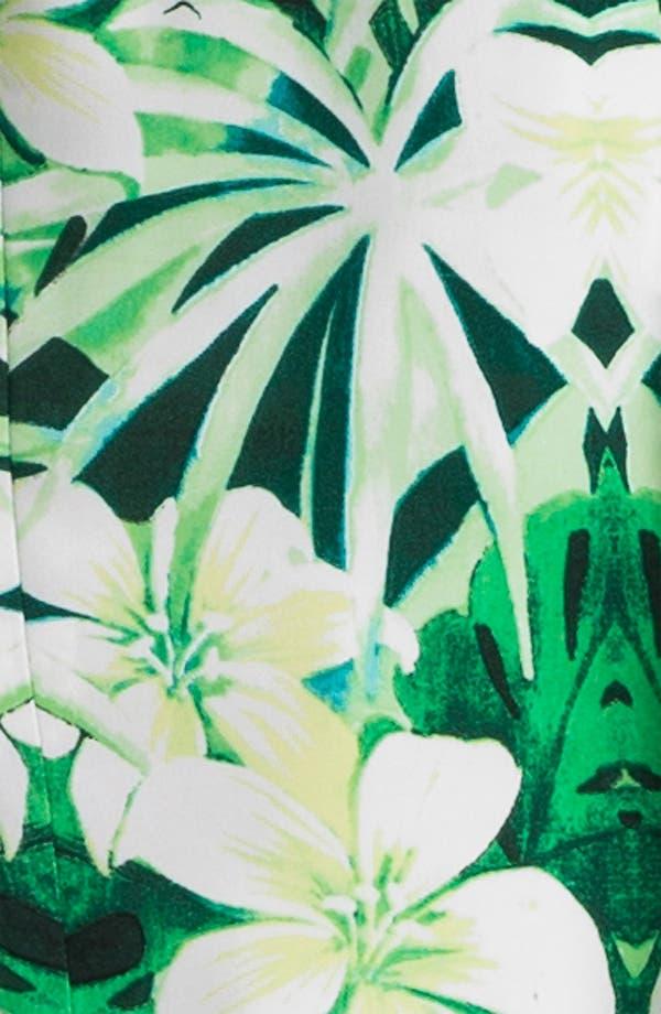 Alternate Image 3  - Vince Camuto Print Blazer