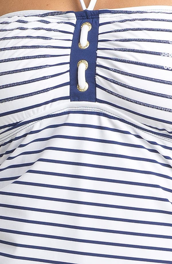 Alternate Image 5  - Sperry Top-Sider® Bandeau Tankini Top
