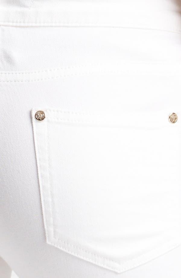 Alternate Image 3  - Roberto Cavalli Skinny Stretch Jeans