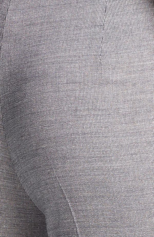 Alternate Image 3  - Max Mara 'Vodka' Narrow Wool & Silk Crop Pants