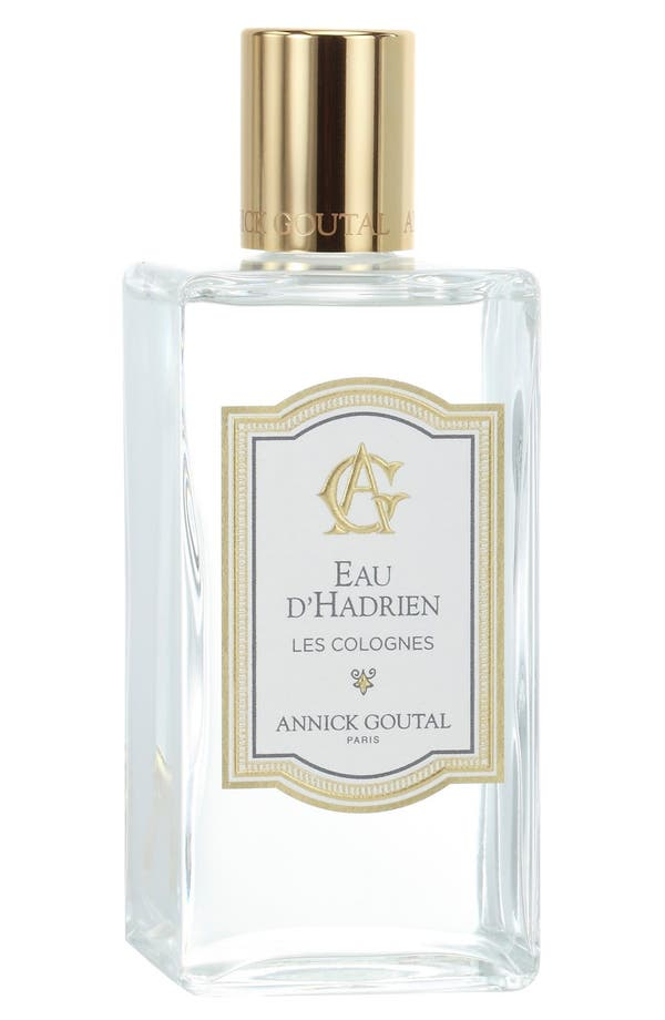 Alternate Image 1 Selected - Annick Goutal 'Eau d'Hadrien' Cologne