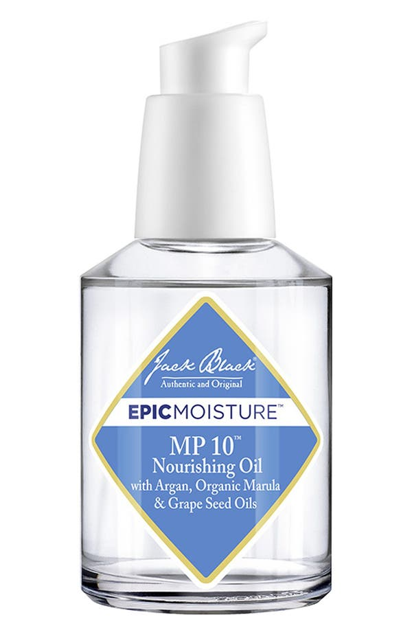 Alternate Image 1 Selected - Jack Black 'Epic Moisture™' MP 10™ Nourishing Oil
