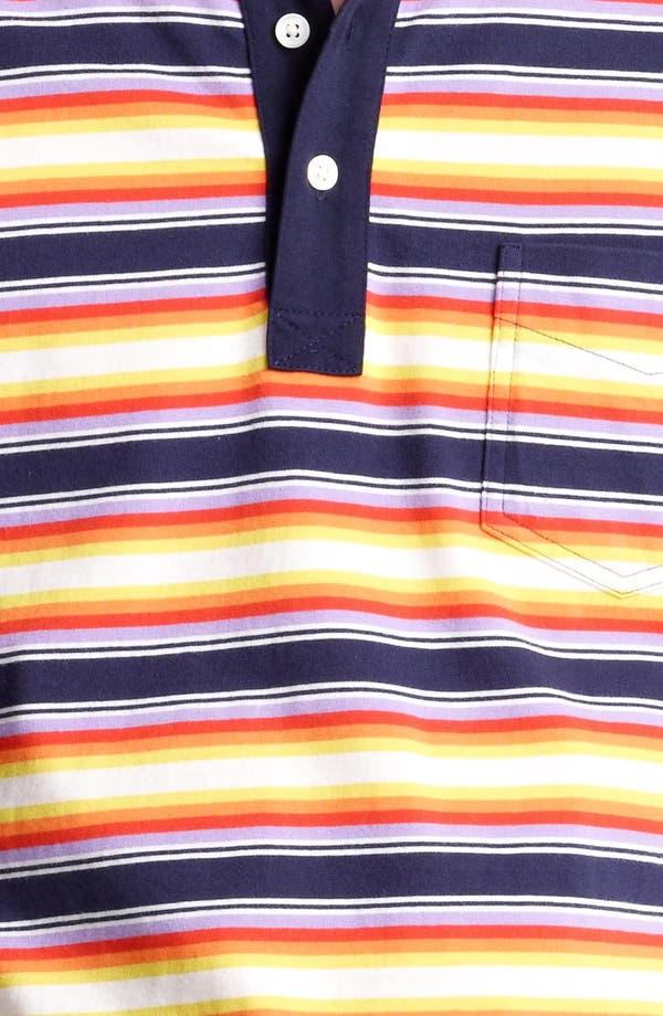 Alternate Image 3  - Jack Spade 'Warren' Stripe Jersey Polo