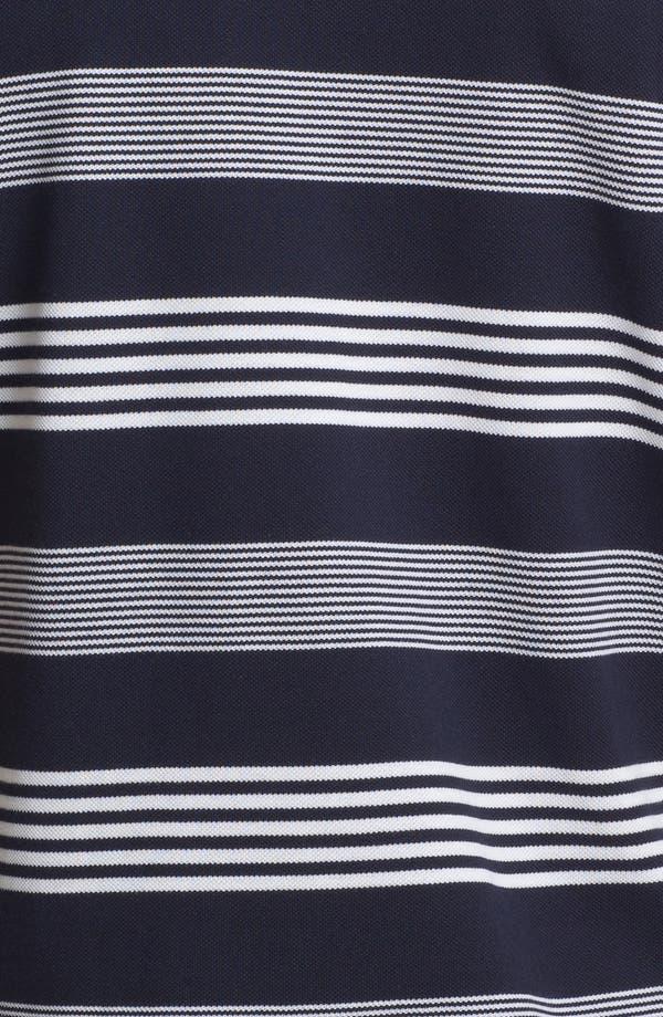 Alternate Image 3  - Lacoste Stripe Piqué Polo
