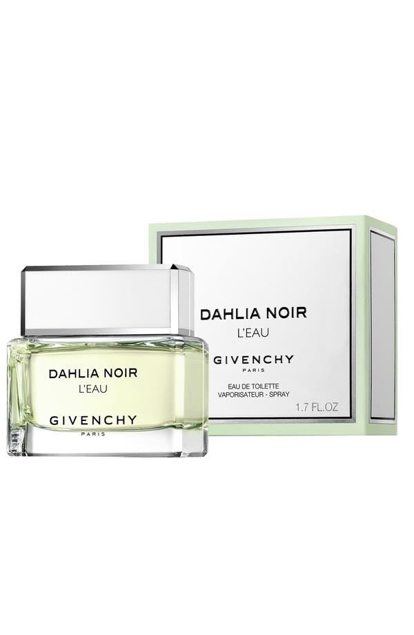 Alternate Image 3  - Givenchy 'Dahlia Noir 'L'Eau' Eau de Toilette