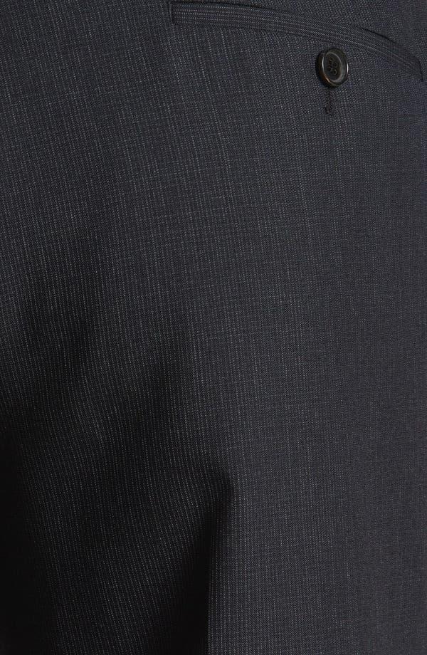 Alternate Image 3  - BOSS HUGO BOSS 'Sharp' Flat Front Trousers