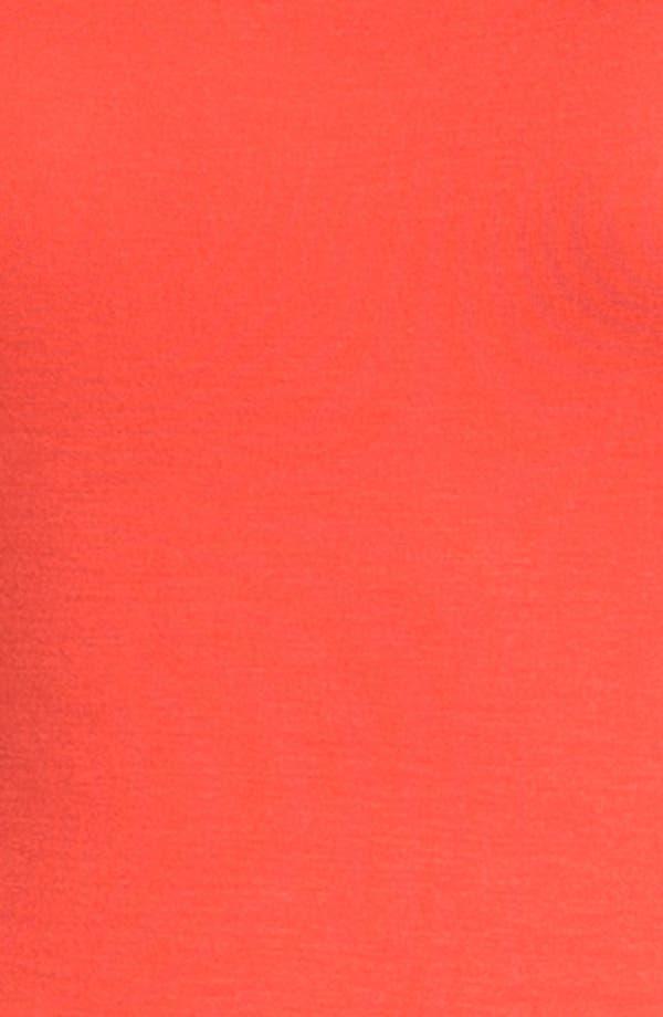 Alternate Image 3  - Kensie Knit Peplum Dress (Online Only)