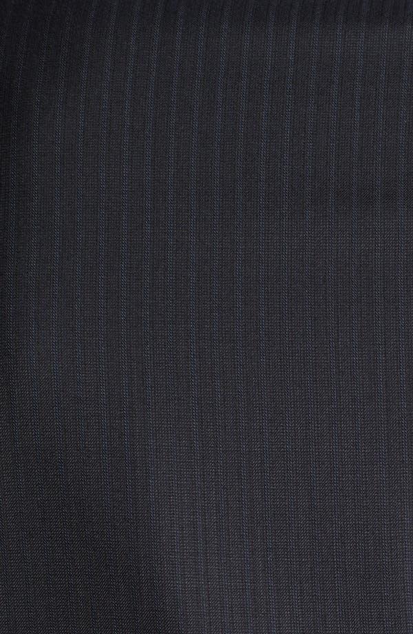 Alternate Image 2  - Hickey Freeman 'Beacon' Stripe Suit