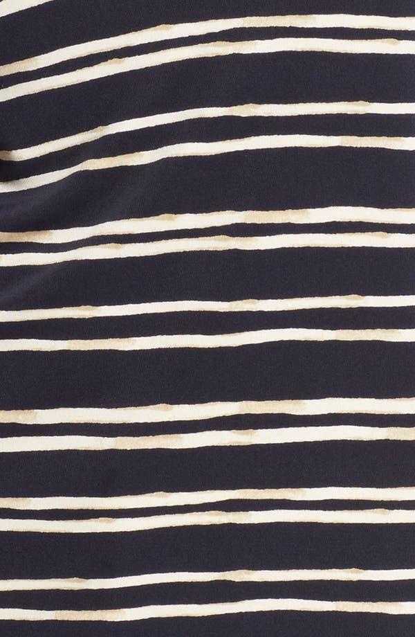 Alternate Image 3  - Tory Burch 'Evan' Silk Tunic Top