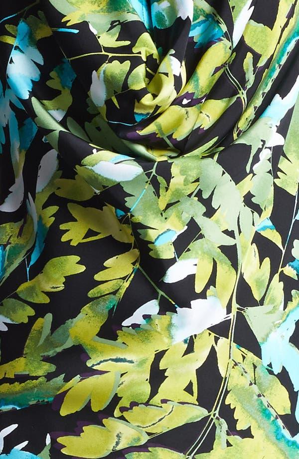 Alternate Image 3  - Classiques Entier® Cowl Neck Stretch Silk Blouse