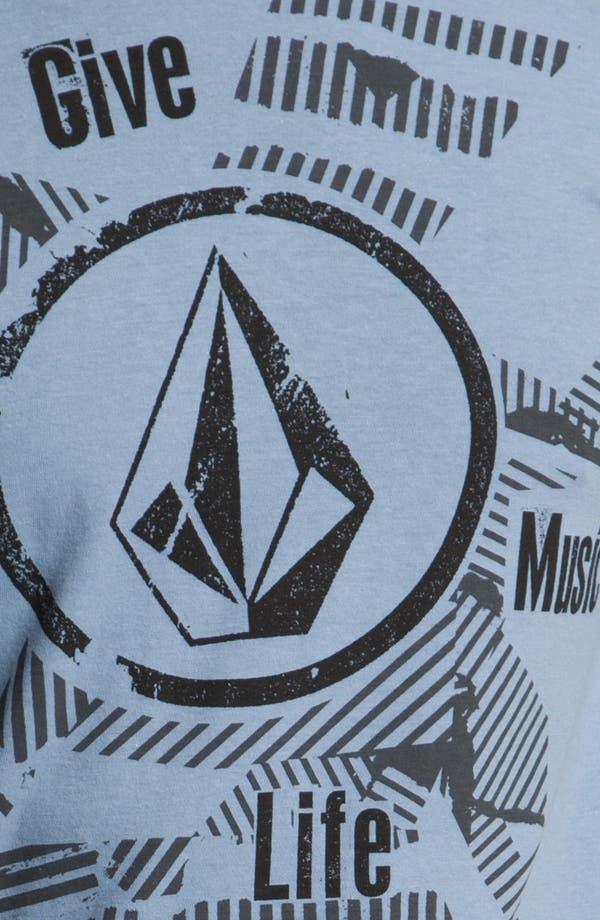 Alternate Image 3  - Volcom 'Fender® Music Foundation' Graphic T-Shirt
