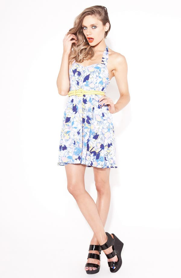 Alternate Image 2  - MINKPINK Halter Dress