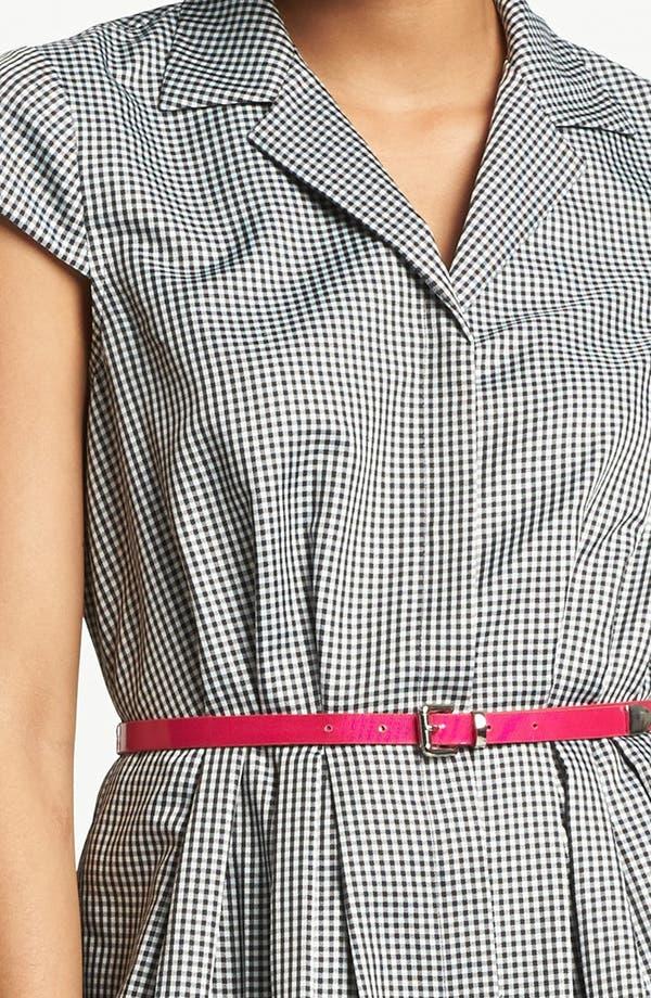 Alternate Image 3  - Ivy & Blu Gingham Shirtdress