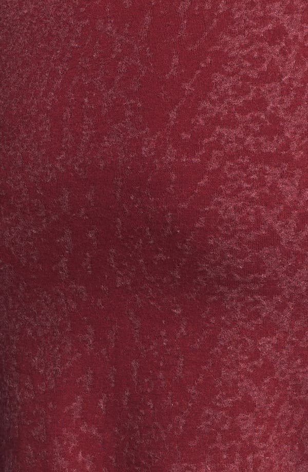 Alternate Image 3  - Eileen Fisher Print Skirt (Plus Size)