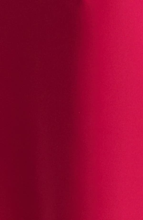 Alternate Image 4  - Valentino Lace Yoke Cady Dress