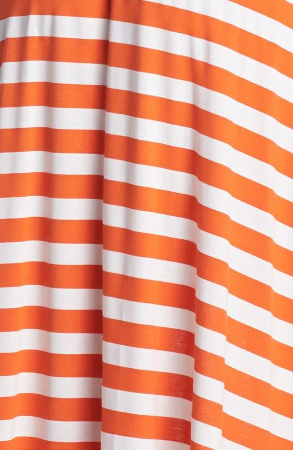 Alternate Image 3  - Vince Camuto Stripe Faux Wrap Jersey Dress