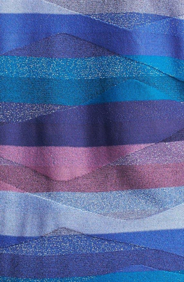 Alternate Image 3  - NIC+ZOE 'Night Sky' Knit V-Neck Tank (Plus Size)