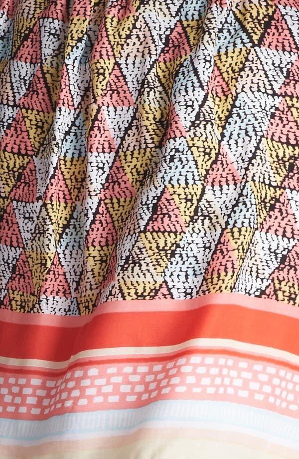 Alternate Image 3  - Ella Moss 'Border' Print Skirt