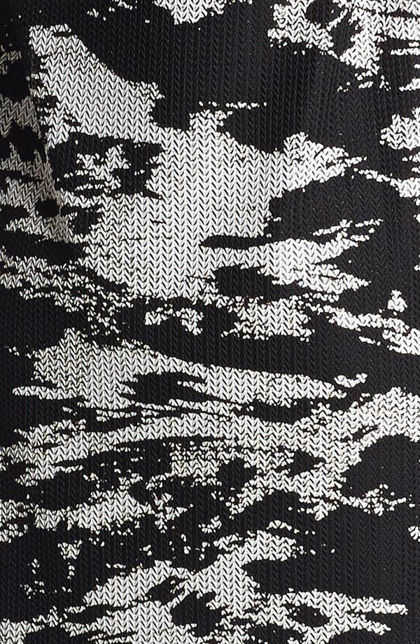 Alternate Image 3  - Isaac Mizrahi New York Two Tone Sheath Dress