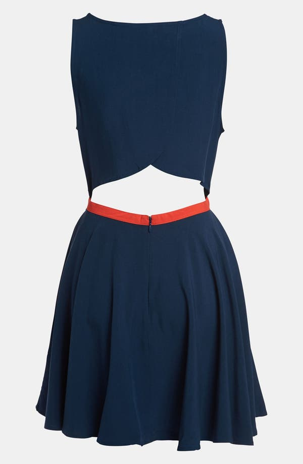 Alternate Image 2  - BB Dakota 'Ink' Dress