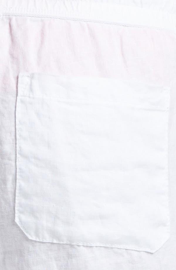 Alternate Image 3  - James Perse Linen Pants