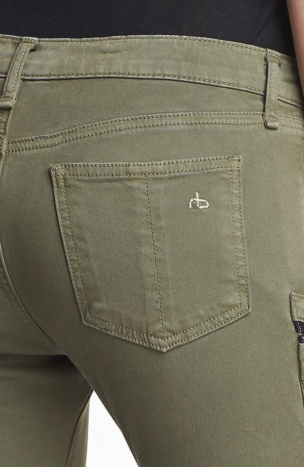 Alternate Image 3  - rag & bone/JEAN 'Larit' Skinny Cargo Jeans