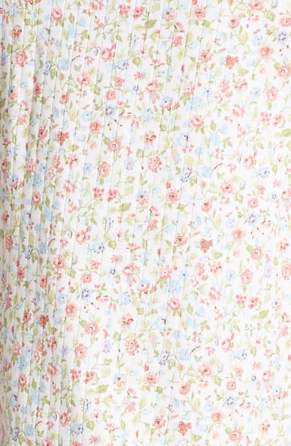 Alternate Image 3  - Carole Hochman Designs 'Liberty Floral' Capri Pajamas