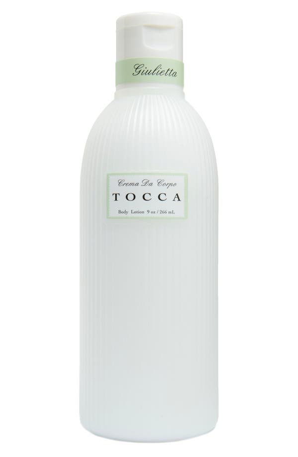 Alternate Image 1 Selected - TOCCA 'Giulietta' Body Lotion