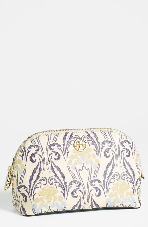 Alternate Image 1 Selected - Tory Burch 'Robinson' Cosmetics Case