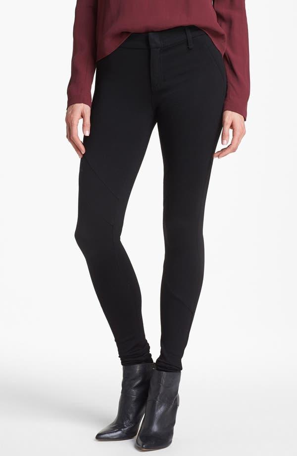 Alternate Image 1 Selected - edyson Ponte Knit Skinny Pants