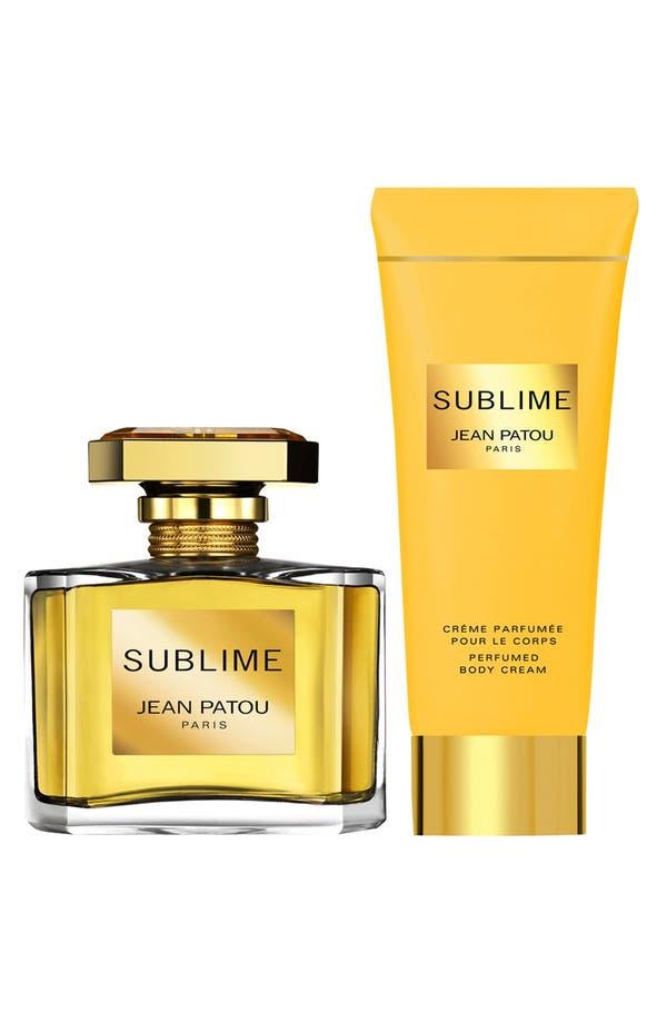 Alternate Image 2  - Sublime by Jean Patou Eau de Parfum Set ($190 Value)
