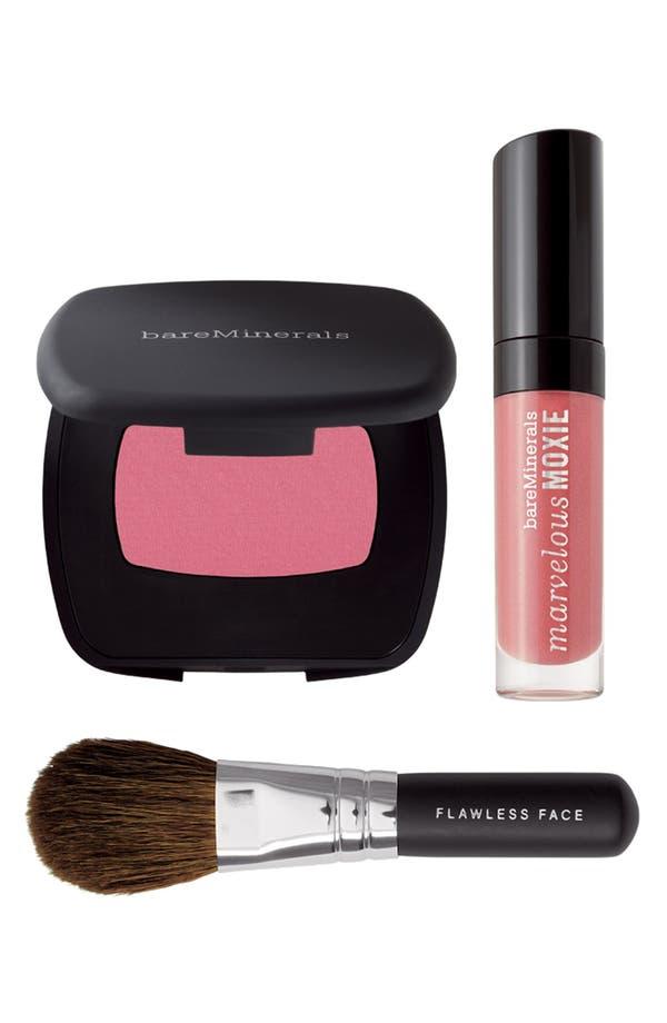 Alternate Image 1 Selected - bareMinerals® 'Pink Persuasion' Lip & Cheek Set ($37 Value)