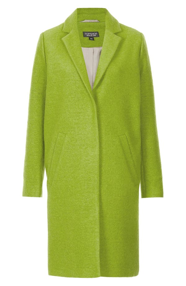 Alternate Image 3  - Topshop Oversized Wool Boyfriend Coat