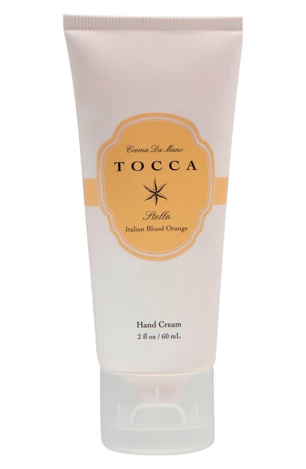 Main Image - TOCCA 'Stella Blood Orange' Hand Cream