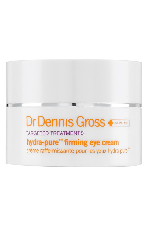 Alternate Image 1 Selected - Dr. Dennis Gross Skincare Hydra-Pure Firming Eye Cream