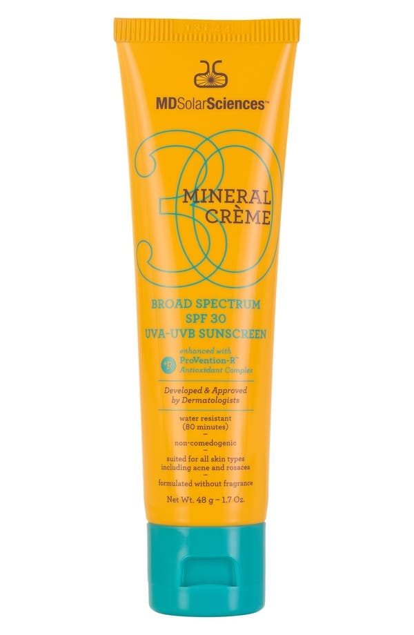 MDSOLARSCIENCES Mineral Crème Broad Spectrum SPF 30 Sunscreen