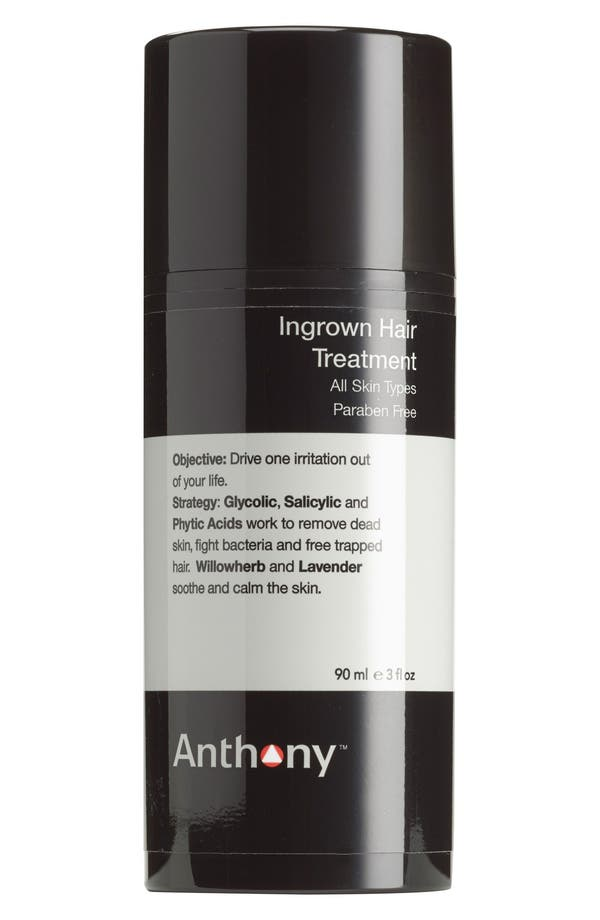 Alternate Image 1 Selected - Anthony™ Ingrown Hair Treatment
