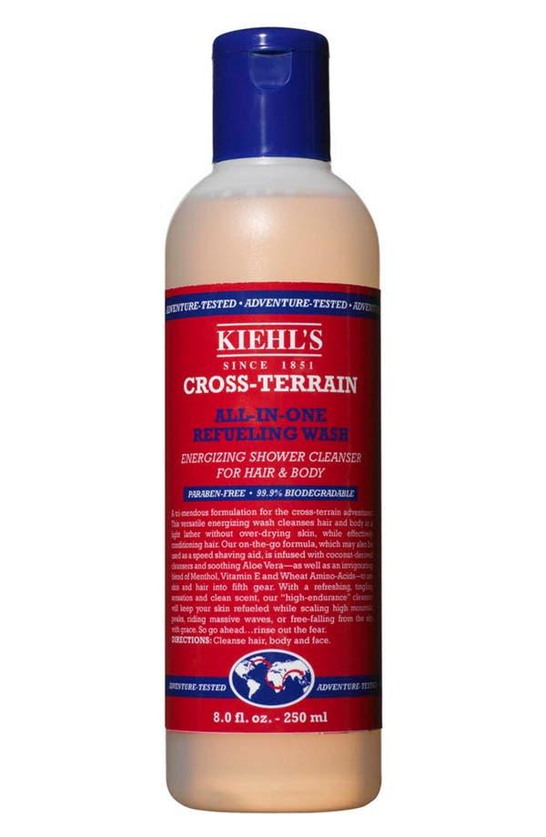 Main Image - Kiehl's Since 1851 'Cross-Terrain' All-in-One Refueling Wash