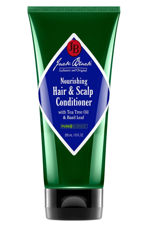 JACK BLACK Nourishing Hair & Scalp Conditioner