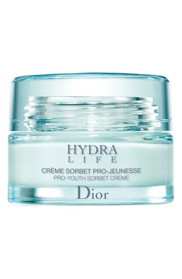 Main Image - Dior 'Hydra Life' Pro-Youth Sorbet Crème
